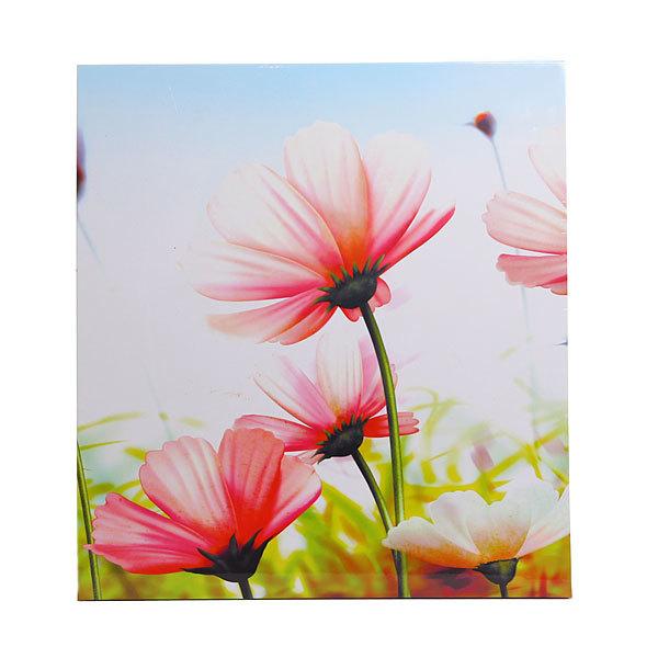 Картина объемная ″Цветы″, стекло, 32*24 см купить оптом и в розницу