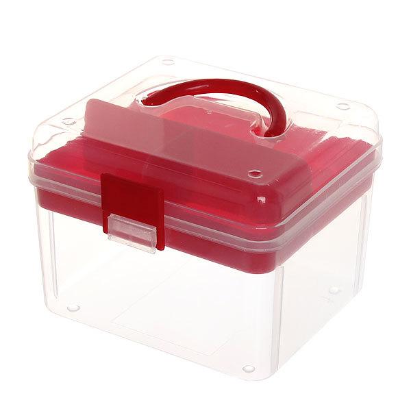 Контейнер для мелочей 556-003 14х12х11 купить оптом и в розницу