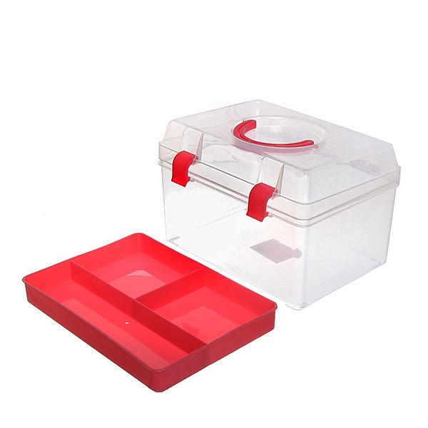 Контейнер для мелочей 521-026 18,5х13х12 купить оптом и в розницу