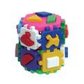 Логич.игрушка Куб Умный малыш 2001 /интелком/ купить оптом и в розницу