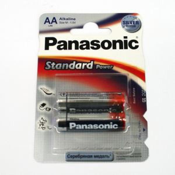 Элемент питания Panasonic LR06 Standard EVERYDAY блистер 2шт, 1.5В (1/12) купить оптом и в розницу
