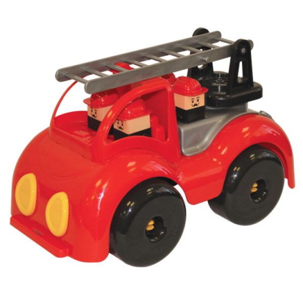 Автомобиль пожарный Крепыш 31124 /Плэйдорадо/6/ купить оптом и в розницу