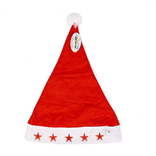 Колпак новогодний световой ″Звезды″ 28*39см купить оптом и в розницу