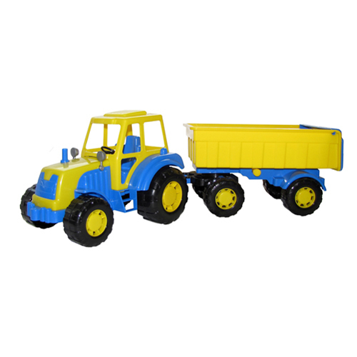 Трактор Алтай с прицепом №1 35332 П-Е /4/ купить оптом и в розницу