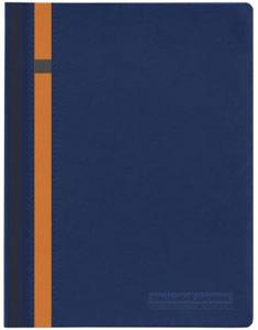 """Дневник универсал.дизайн.обл.АЛЬТ, """"Monaco"""" (темно-синий), с петлей для ручки купить оптом и в розницу"""