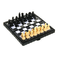Игра настольная магнитная Шахматы 12х12см в блистере 3505MA купить оптом и в розницу