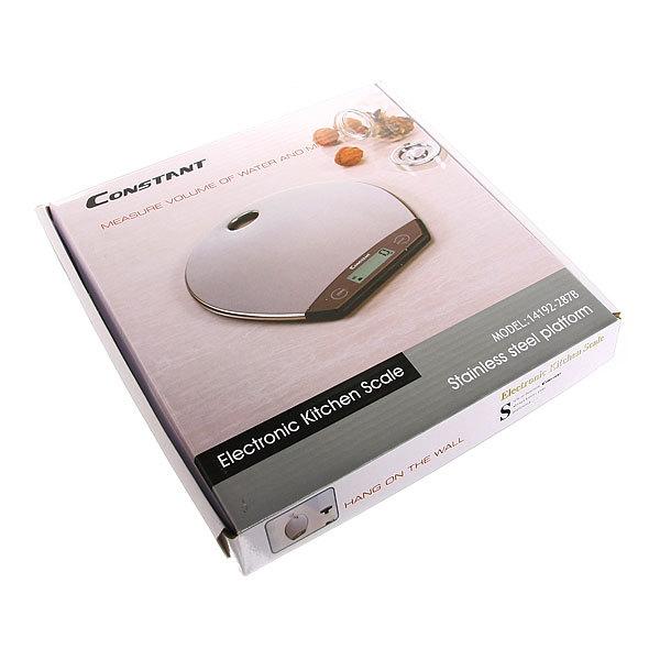Весы кухонные электронные 14192-287В 5000гр*1гр купить оптом и в розницу