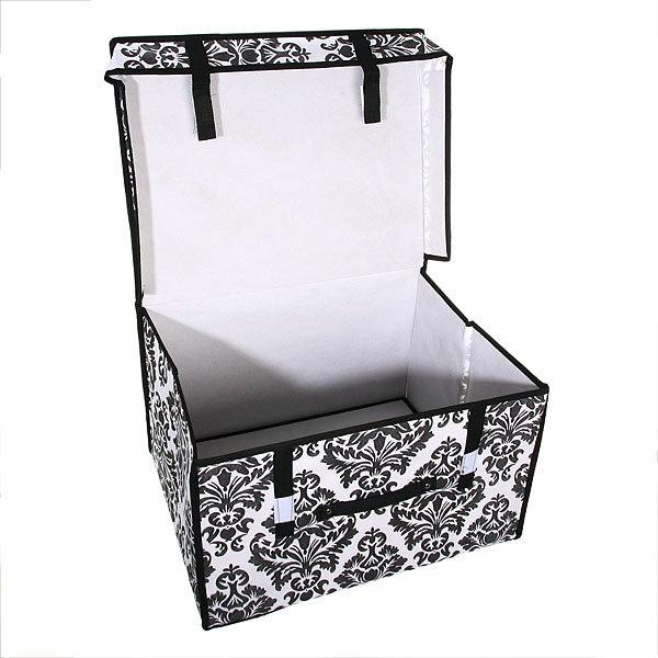 Коробка д/хранения вещей 50*40*30 543 купить оптом и в розницу