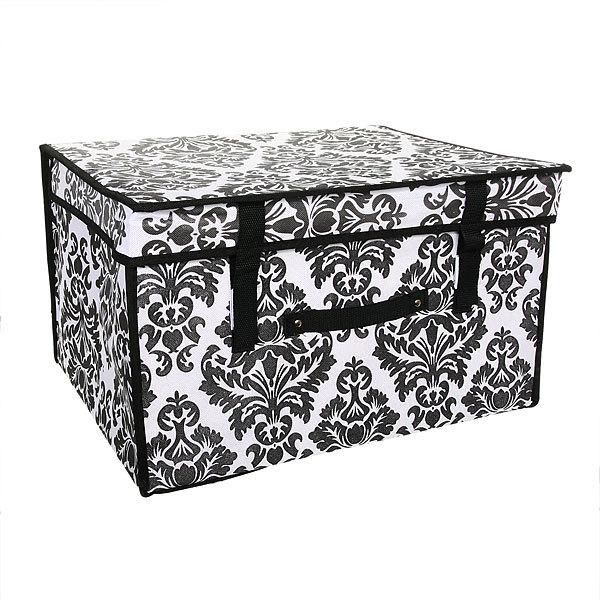 Коробка д/хранения вещей 60*40*30 543 купить оптом и в розницу