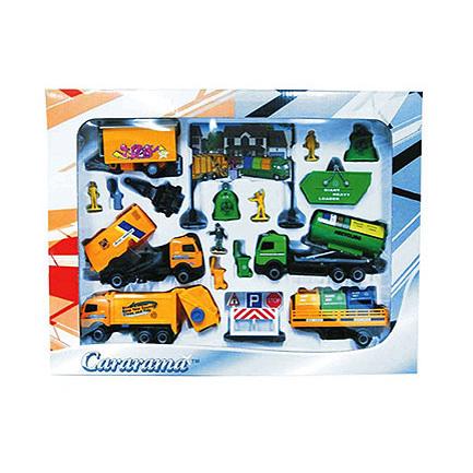 Модель 441-014 Набор машин Коммунальная служба купить оптом и в розницу