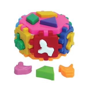 Логич.игрушка Куб Гексагон-2 1998 /интелком/ купить оптом и в розницу