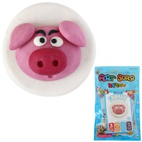 Набор ДТ Пластилиновое мыло Свинка ADIY6P70_012 ART SOAP купить оптом и в розницу