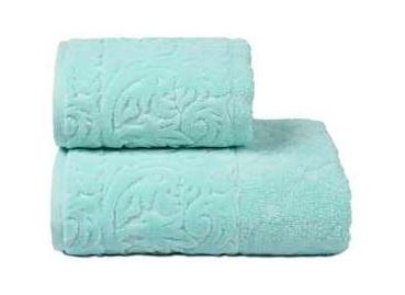 ПЦС-2601-2528 полотенце 50x90 махр  Incoronare цв. 55 купить оптом и в розницу
