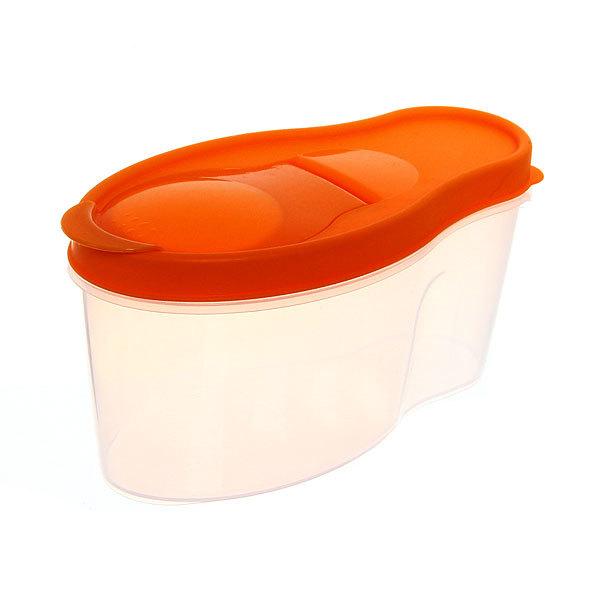 Контейнер пластиковый пищевой ″Альто″ 1л для сыпучих продуктов купить оптом и в розницу