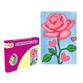 Набор ДТ Алмазная мозаика Роза 95277 Color Puppy купить оптом и в розницу