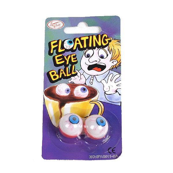 Прикол ″Два глаза″ на блистере 147-2 купить оптом и в розницу