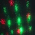 Световой прибор Лазер LSS-5, RG, mic+auto, 4 рисунка, алюминиевый корпус купить оптом и в розницу