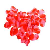 Лепестки роз нежно-розовые 144 шт в упаковке 5*5,5 купить оптом и в розницу