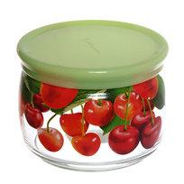 Банка для продуктов стеклянная 500мл ″Ягоды садовые микс″ купить оптом и в розницу