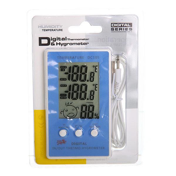 Термометр электронный наружный DC-105 (-40 +50 С) купить оптом и в розницу