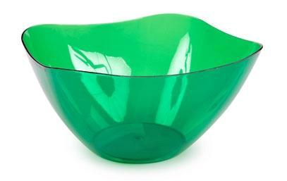 Салатник Ice 2л. (зеленый полупрозрачный)*40 купить оптом и в розницу