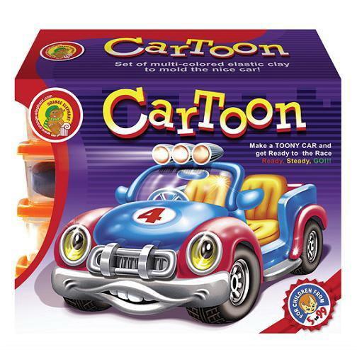 Набор ДТ Пластилин Машинка 24826/OE-C/Car купить оптом и в розницу