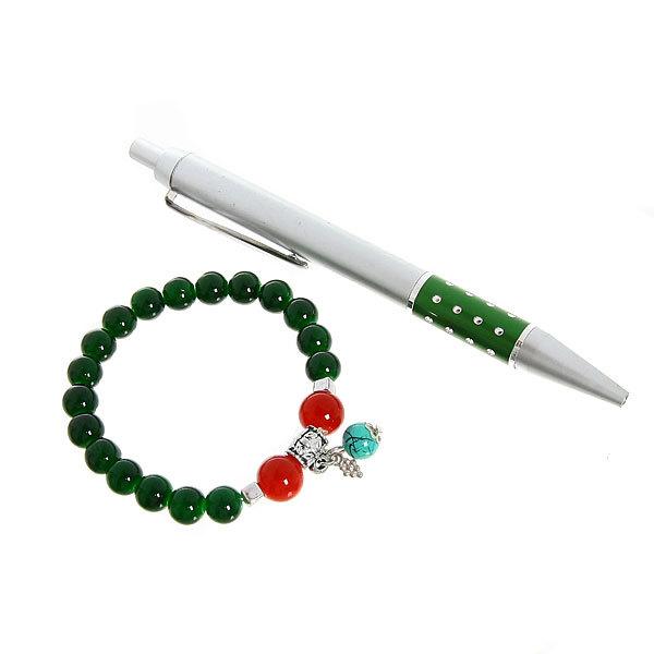 Подарочный набор (ручка, браслет) купить оптом и в розницу