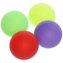 Шарики для настольного тенниса, разноцветные, набор 4 шт., диам. 40 мм купить оптом и в розницу