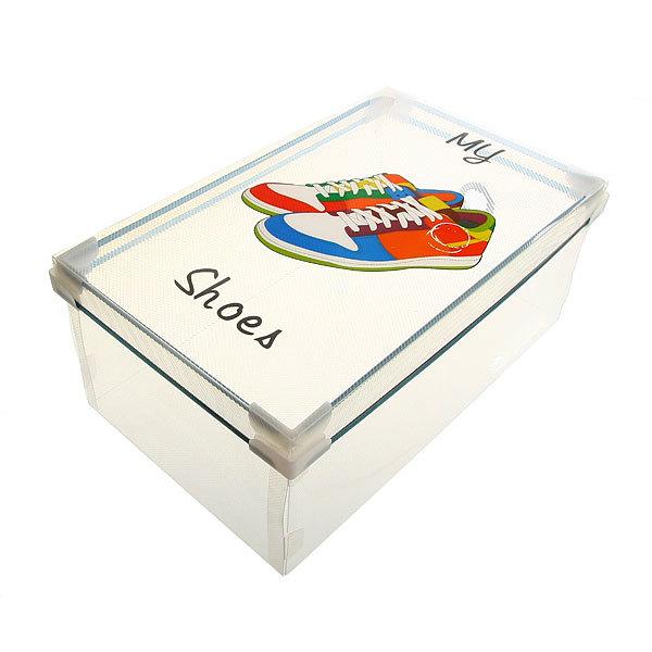 Коробка для хранения обуви (мужская) 34х20х13,5см. B купить оптом и в розницу