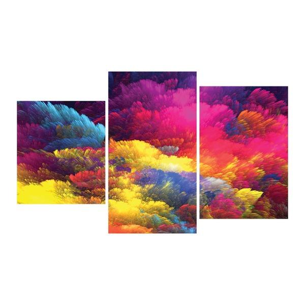 Картина модульная триптих 55*96 201-01 купить оптом и в розницу