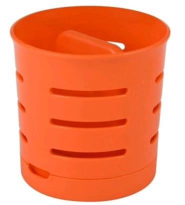 Сушилка для столовых приборов оранж./8 шт купить оптом и в розницу