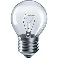Лампа накаливания Navigator NI-С-60Вт-E27-230В-СL прозрачн.сфера (10/100) купить оптом и в розницу