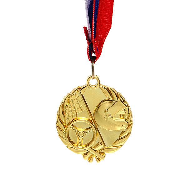 Медаль ″ Автоспорт ″- 1 место (4,5см) купить оптом и в розницу