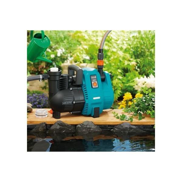 Насос садовый 5000/5 Comfort (с системой защиты Safe Pump) GARDENA 01734-20.000.00 купить оптом и в розницу