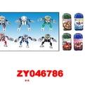 Робот Бионикл 8931-8936 6 видов в банке купить оптом и в розницу