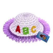 Шляпа детская пляжная ″Каролина″ 809-07 купить оптом и в розницу
