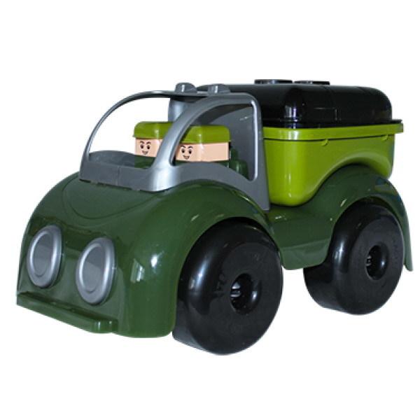 Автомобиль Цистерна Крепыш военный 31135 /Плэйдорадо/6/ купить оптом и в розницу