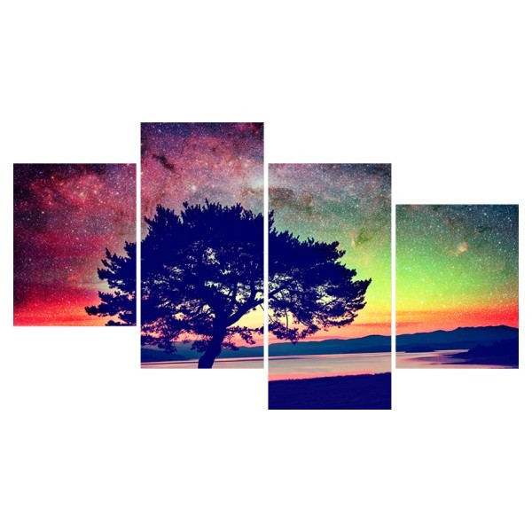 Картина модульная полиптих 60*129 Природа диз.1 1-03 купить оптом и в розницу