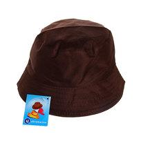 Панама мужская коричневый цвет 166-10 купить оптом и в розницу