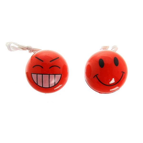 Нос накладной карнавальный с подсветкой ″Смайл″ красный купить оптом и в розницу
