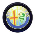 Футляр для CD 24 металл ″Car Alfa Romeo″ 057 купить оптом и в розницу