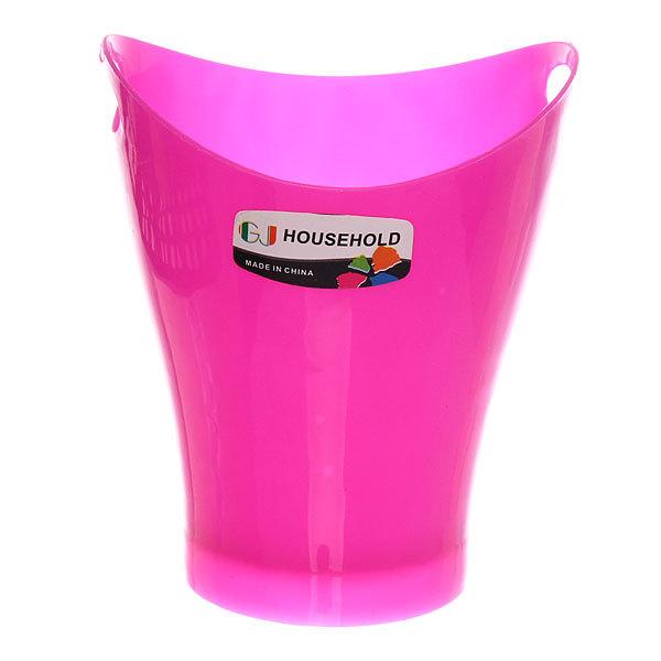 Подставка для кухонных принадлежностей ″Астория″ 12*11*14 см розовая купить оптом и в розницу