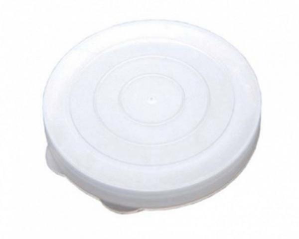 Крышка п/э для горячего консервирования белая (Ижевск) купить оптом и в розницу