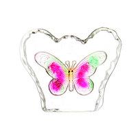 Фигурка из стекла ″Бабочка″ 5 см купить оптом и в розницу