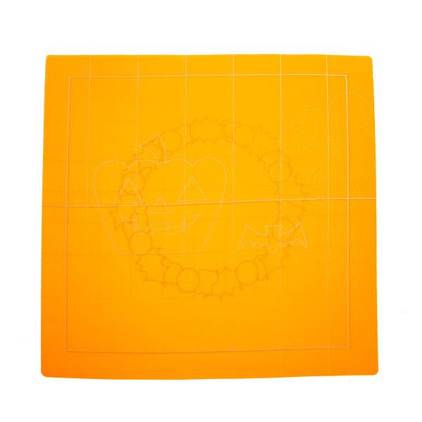 Коврик силиконовый для раскатки теста 30*30 см купить оптом и в розницу
