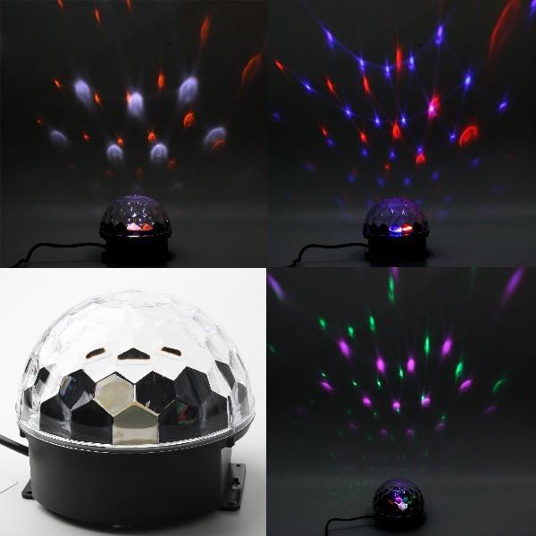 Светодиодный диско шар ″Купол-круг″, RGB(красный, зеленый, синий) купить оптом и в розницу