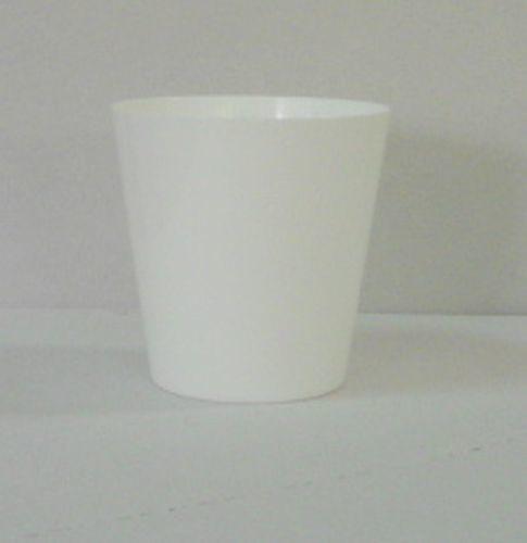 Кашпо Вулкано 17 2,5 l белый *10  Form plastic купить оптом и в розницу