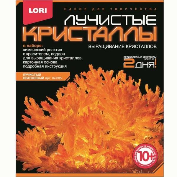Набор ДТ Лучистые кристаллы Оранжевый кристалл Лк-005 Lori купить оптом и в розницу
