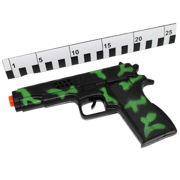 Пистолет 611-6 трещетка в пак. купить оптом и в розницу