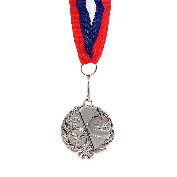 Медаль ″ Автоспорт ″- 2 место (4,5см) купить оптом и в розницу